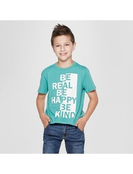 Boys' Short Sleeve Graphic T Shirt   Cat & Jack™ Green by Shop All Cat & Jack™