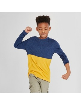 Boys' Long Sleeve T Shirt   Cat & Jack™ by Shop All Cat & Jack™