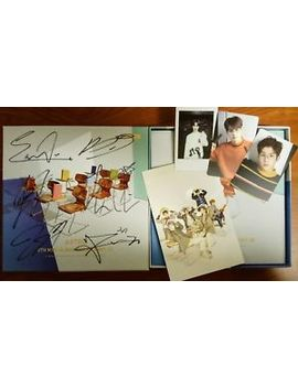 Astro All Member Signed Dream Pt.2 [Wish Ver.] Eunwoo/Jinjin Photocard Us Seller by Ebay Seller