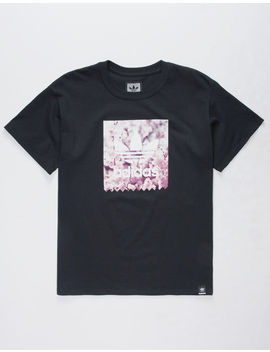 Adidas Cherry Blossom Blackbird Boys T Shirt by Adidas