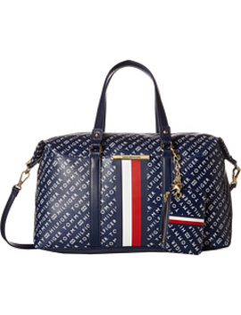 dacia-convertible-satchel by tommy-hilfiger