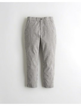Stretch Crop Taper Pant by Hollister