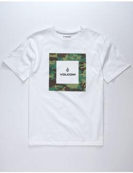 Volcom Shunned Boys T Shirt by Volcom