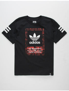 Adidas Classic Photo Rose Boys T Shirt by Adidas