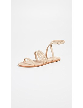 Diamantina Strappy Sandals by Kaanas