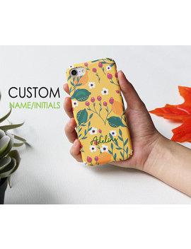 Customized Phone Case Custom Name Iphone Case Samsung Galaxy Case Huawei Pro Case by Iamacase