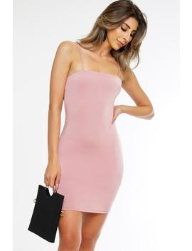 What I Like Dress   Pink by Want My Look