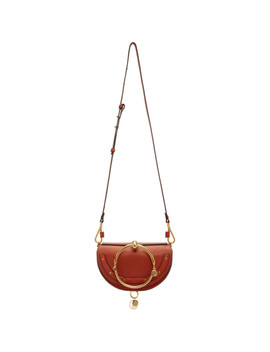 Red Nile Minaudiere Bag by ChloÉ