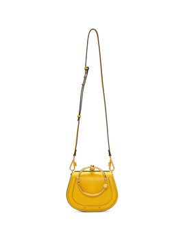 Yellow Small Nile Bracelet Bag by ChloÉ