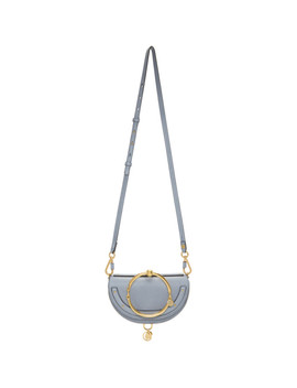 Blue Nile Minaudière Bag by ChloÉ