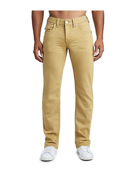 Mens Big T Colored Straight Jean by True Religion