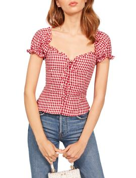 Cassidy Corset Top by Reformation
