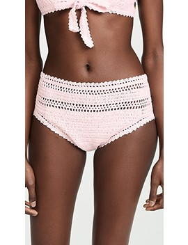Lalita Crochet Bikini Bottoms by She Made Me