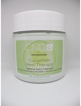 Cucumber Heel Therapy Intensive Callus Treatment 15oz.   1 Pc by Cucumber Heel Therapy
