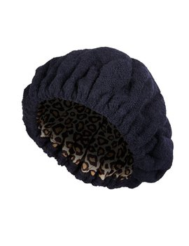 Hot Head Deep Conditioning Microwavable Heat Cap   Chic Reversible Hot Head by Thermal Hair Care