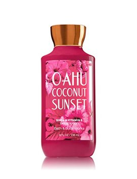 Bath & Body Works Oahu Coconut Sunset Body Lotion 8oz by Bath & Body Works