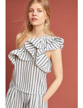 Sendi One Shoulder Top by Misa
