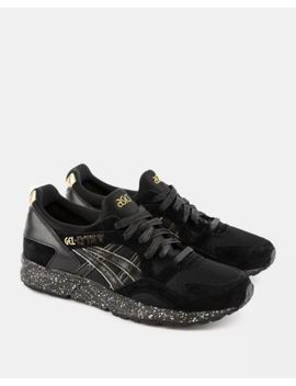 Atmos X Asics Gel Lyte V Black And Gold Deadstock Limited Release Rare 5 Mens Sz by Atoms X Asics