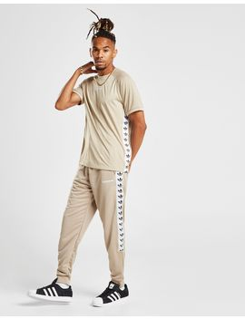 Adidas Originals Tape Poly Track Pants by Adidas Originals