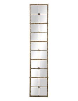 Metal Framed Mirror by 3 R Studio