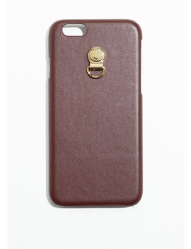 Gold Charm I Phone 6 Case by & Other Stories