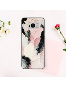 Art Design Phone Case Samsung Galaxy S9 Plus Marble Samsung S8 Cover Note 8 Case Note 7 Plastic Case Samsung Galaxy S7 Galaxy S6 Case Ca2178 by Casesfrom California