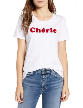 Chérie Tee by French Connection