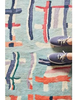 Helena Rug Swatch by Anthropologie