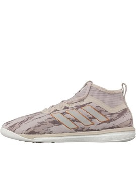 Adidas Mens Paul Pogba Ace 17.1 Trainers Clear Brown/Clear Brown/Light Brown by Mand M Direct
