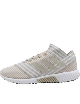 Adidas Mens Nemeziz Tango 17.1 Football Trainers Clear Brown/Clear Brown/Chalk White by Mand M Direct
