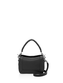 Barrow Small Leather Crossbody  by Botkier