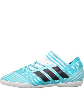Adidas Mens Nemeziz Messi Tango 17.3 In Football Boots Footwear White/Legend Ink/Energy Blue by Mand M Direct