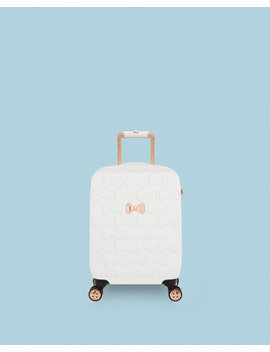 Bow Detail Cabin Suitcase by Ted Baker