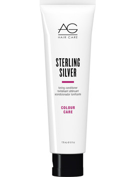 Colour Care Sterling Silver Toning Conditioner by Ag Hair