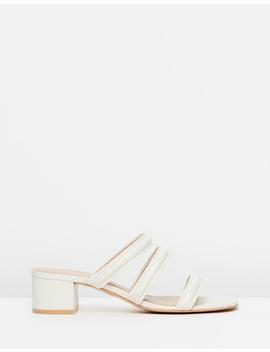 Lena Block Heels by Shoes Of Prey
