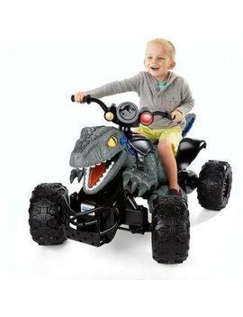 Power Wheels Jurassic World Dino Racer by Power Wheels