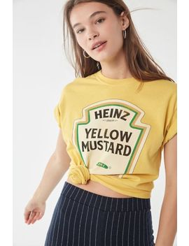 Heinz Mustard Tee by Urban Outfitters