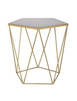 Neo Side Table by Dunelm