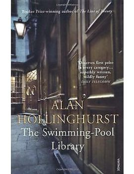 The Swimming Pool Library By Hollinghurst, Alan | Book | Condition Good by Ebay Seller