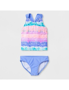 Girls' Mermaid Dreams Tankini Set   Cat & Jack™ by Shop All Cat & Jack™