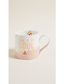 Pizza Is My Soulmate Jumbo Mug by Slant Collections
