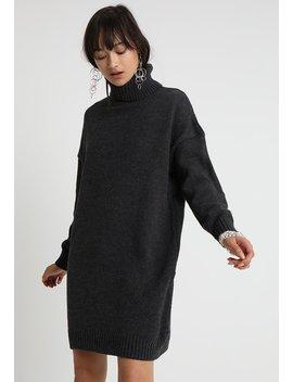 Supersoft Roll Dress   Sukienka Dzianinowa by Topshop