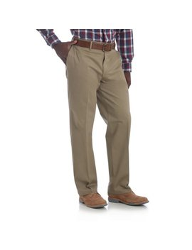 Big Men's No Iron Ultimate Khaki Pant by Wrangler