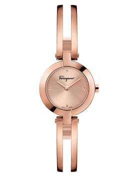 Miniature Bracelet Watch, 26mm by Salvatore Ferragamo