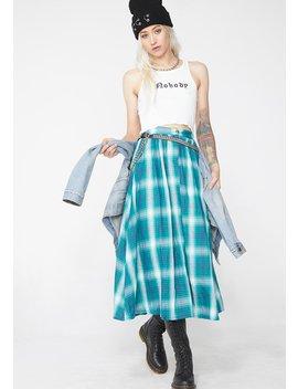 Private Sko Rebel Skirt by Love Harmony