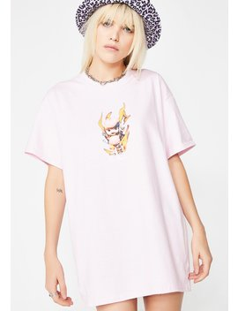Love Burns Short Sleeve Tee by Aint Nobody Cool