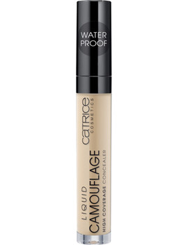 Liquid Camouflage High Coverage Concealer by Catrice