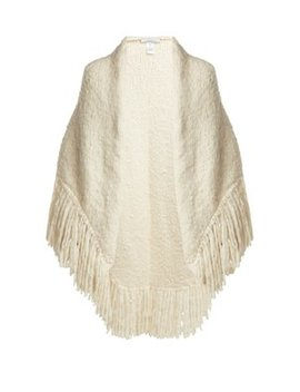 Lazaro Fringed Cashmere Blanket by Gabriela Hearst