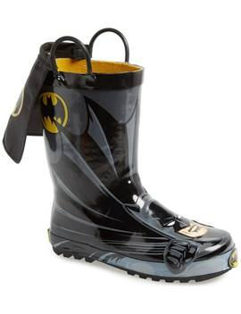 'batman Everlasting' Waterproof Rain Boot by Western Chief