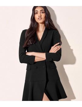 Asymmetric Tuxedo Dress by Dd012 Dd036 Dd171 Sd003 Dd009 Pd020 Dd223 Dc284